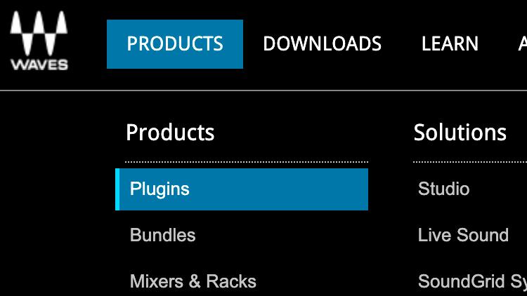 Find waves plugins