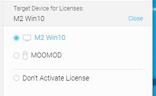 Waves - Target License Select