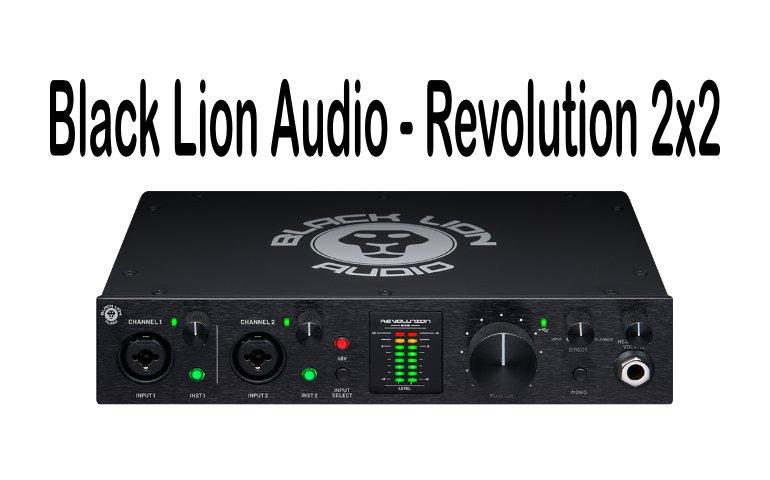 Black Lion Audio - Revolution 2x2